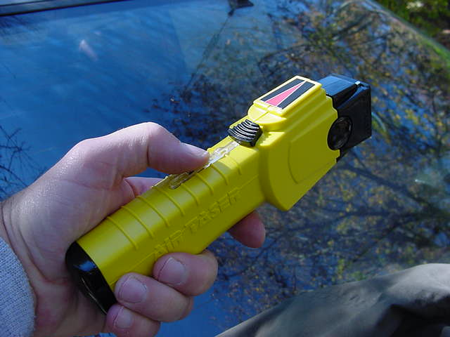 Can You Carry A Taser In Your Car