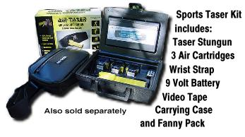 Air TASER® Weapon